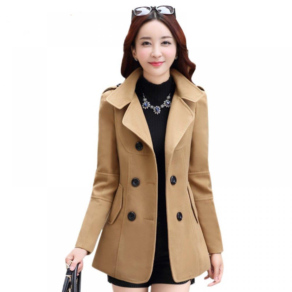 2020 Winter Clothes , Short Wool Coat , Women Coat ...